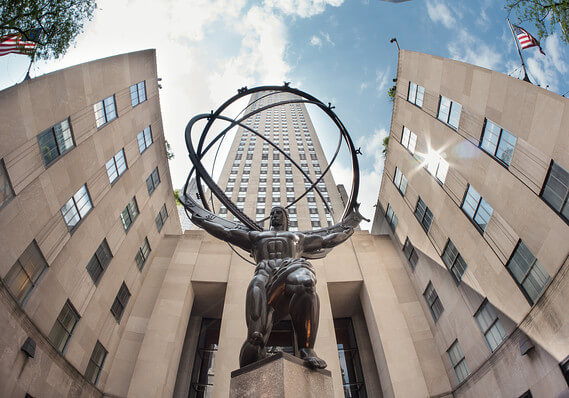Atlas shrugged — and the U.S. economy is feeling the weight
